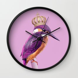 QUEENFISHER Wall Clock