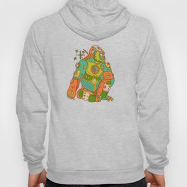 Gorilla, cool wall art for kids and adults alike Hoody
