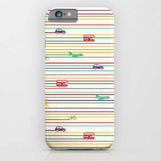 Keep Rolling iPhone & iPod Case