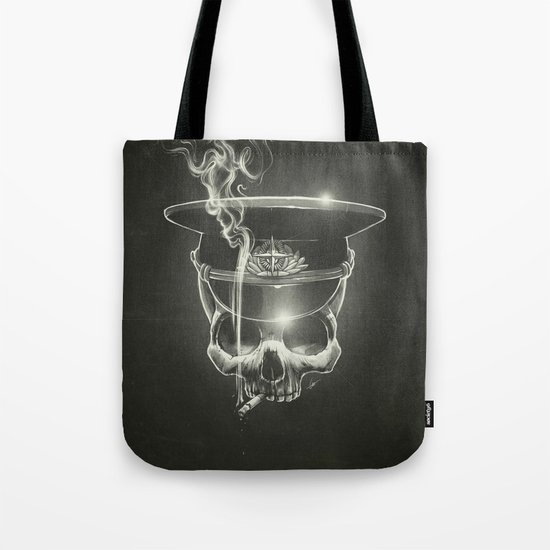 Follow The Leader Tote Bag
