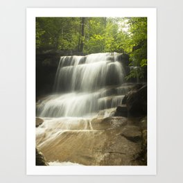 Champney Falls Art Print