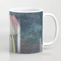 tulip Mugs featuring Tulip by Maria Heyens
