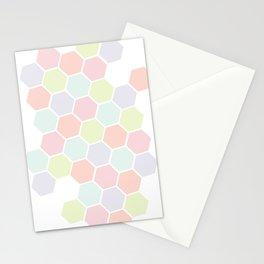 Pastel Buzz Stationery Cards