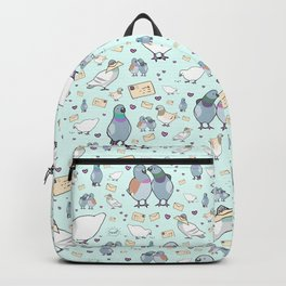 Pigeons Backpack