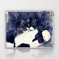cat jagoda Laptop & iPad Skin