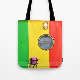 It's All About Colour Tote Bag