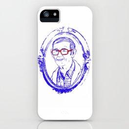 Rich Dunn It iPhone Case