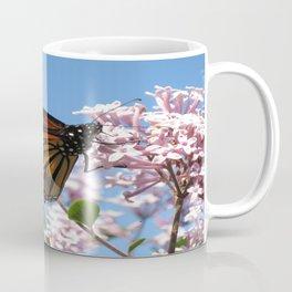 Summer Monarch Coffee Mug