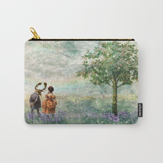Love Is Strange Carry-All Pouch