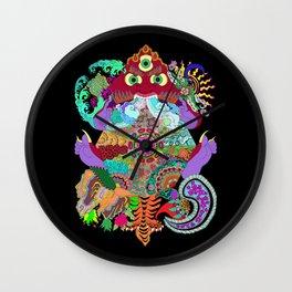 Friend of Buddha Wall Clock