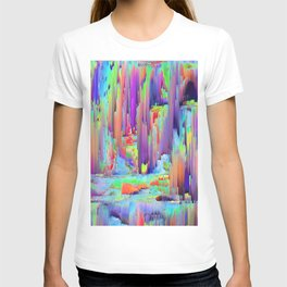 Pixel Sorting 43 T-shirt