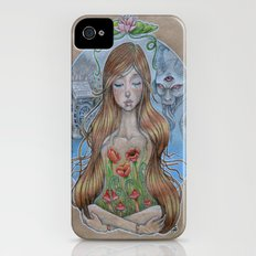 Girl Without Hands iPhone (4, 4s) Slim Case