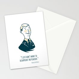 Kenneth Parcel / 30 Rock Stationery Cards