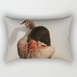 Bloodletting Rectangular Pillow