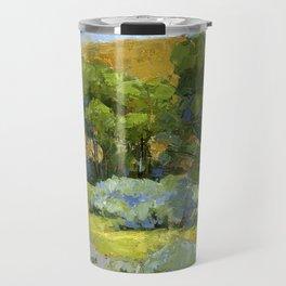 Shade of The Cottonwoods Travel Mug