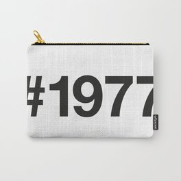 1977 Carry-All Pouch