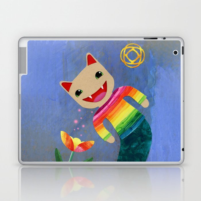 happiness spores Laptop & iPad Skin