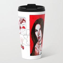 cherry~summer bummer Travel Mug