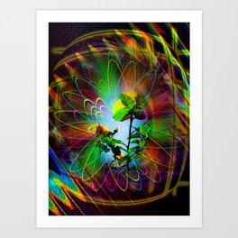 Abstract - Perfection - Fertile Imagination Art Print