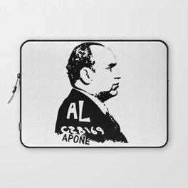 Al Capone Laptop Sleeve