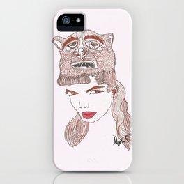 Animalia 1 iPhone Case