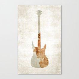 Brown Bass Canvas Print