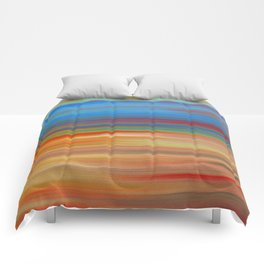 Astratto vivace Comforters