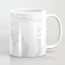 Grandma Elephant - Funny Mothers Day Gift Ideas For Best Mom Coffee Mug