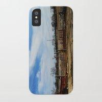 farm iPhone & iPod Cases featuring Farm by 100 Watt Photography
