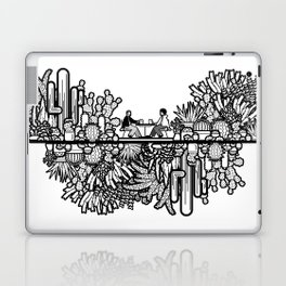 Chai and Cacti Laptop & iPad Skin