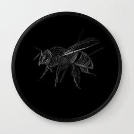 Bee Wall Clock