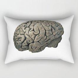 Stone Brain Rectangular Pillow
