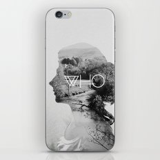 WHO iPhone Skin