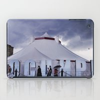 moscow iPad Cases featuring Moscow Circus by Jonathan May