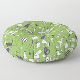 Sewing Floor Pillow