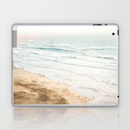 California, Los Angeles, beach, seaside, ocean, surf Laptop & iPad Skin