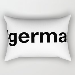 GERMANY Rectangular Pillow