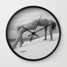 Mermaid 1 Wall Clock