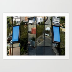 architecture Facade Art Print