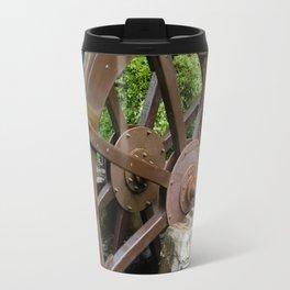 Water Wheel Travel Mug