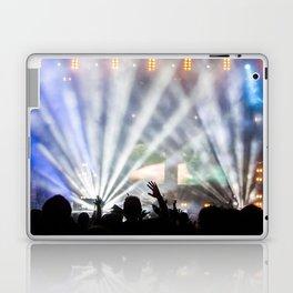 Concert Light Show Laptop & iPad Skin