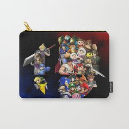 Arcade Mix Carry-All Pouch