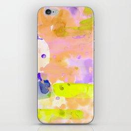 Flamingo Neon iPhone Skin