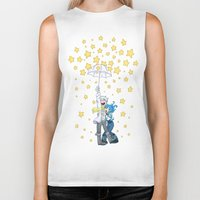 dmmd Biker Tanks featuring DMMd :: The stars are falling by Thais Magnta Canha