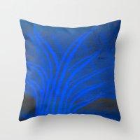 medusa Throw Pillows featuring Medusa by Fernando Vieira