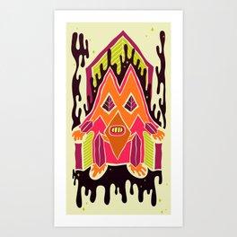 Regis In Aeonis Art Print