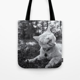 Cheeto the Cat Tote Bag