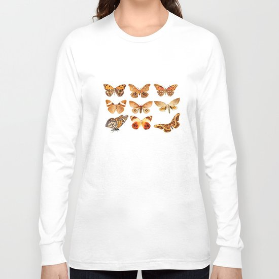 butterflies 9 Long Sleeve T-shirt