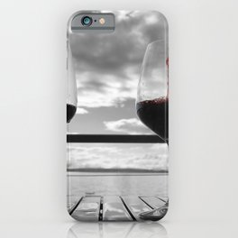 Wine Enthusiast iPhone Case