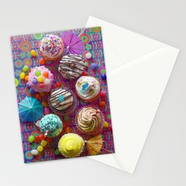 Cupcake du Jour Stationery Cards